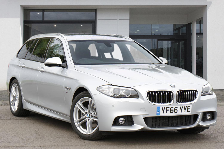 BMW 5 Series Touring YF66YYE - Image 10
