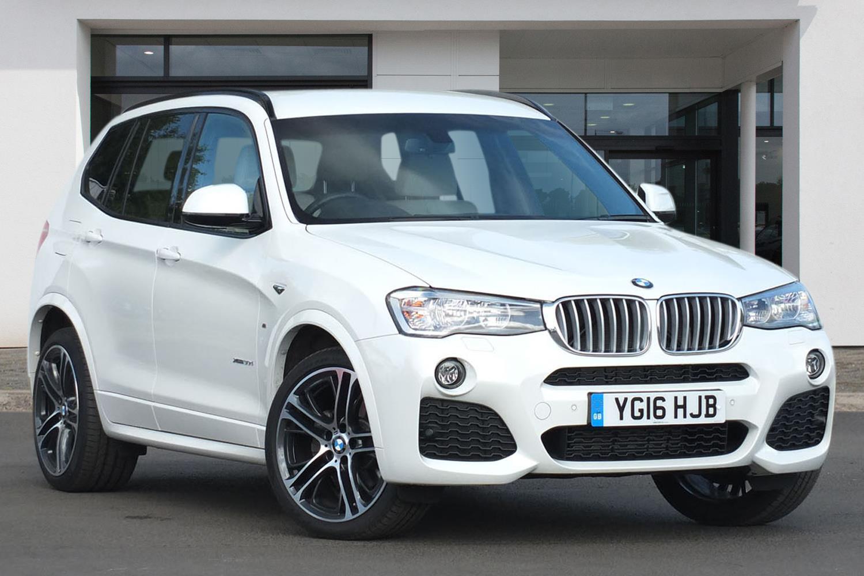 BMW X3 YG16HJB - Image 3