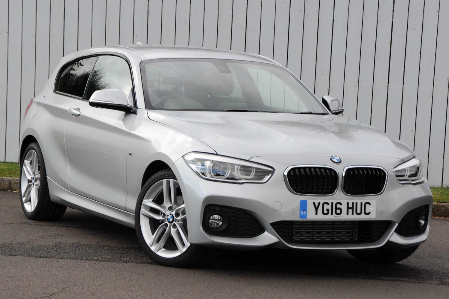 BMW 1 Series 3-door Sports Hatch YG16HUC - Image 6