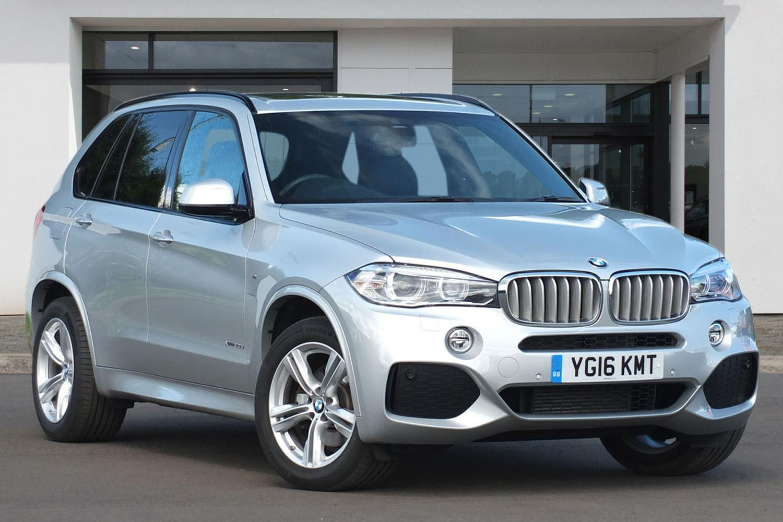 BMW X5 YG16KMT - Image 2