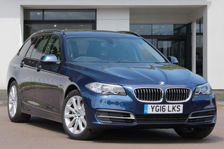 BMW 5 Series Touring YG16LKS - Image 9