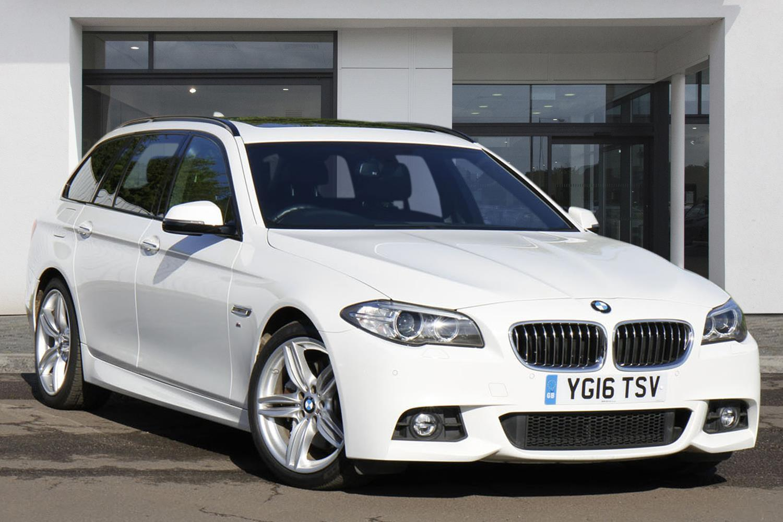 BMW 5 Series Touring YG16TSV - Image 5