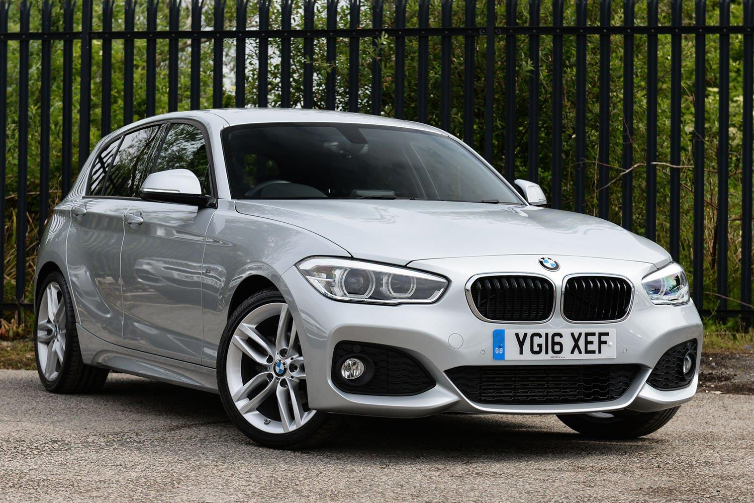 BMW 1 Series 5-door Sports Hatch YG16XEF - Image 3