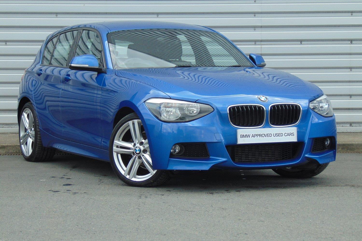BMW 1 Series 5-door Sports Hatch YG63UBP - Image 10