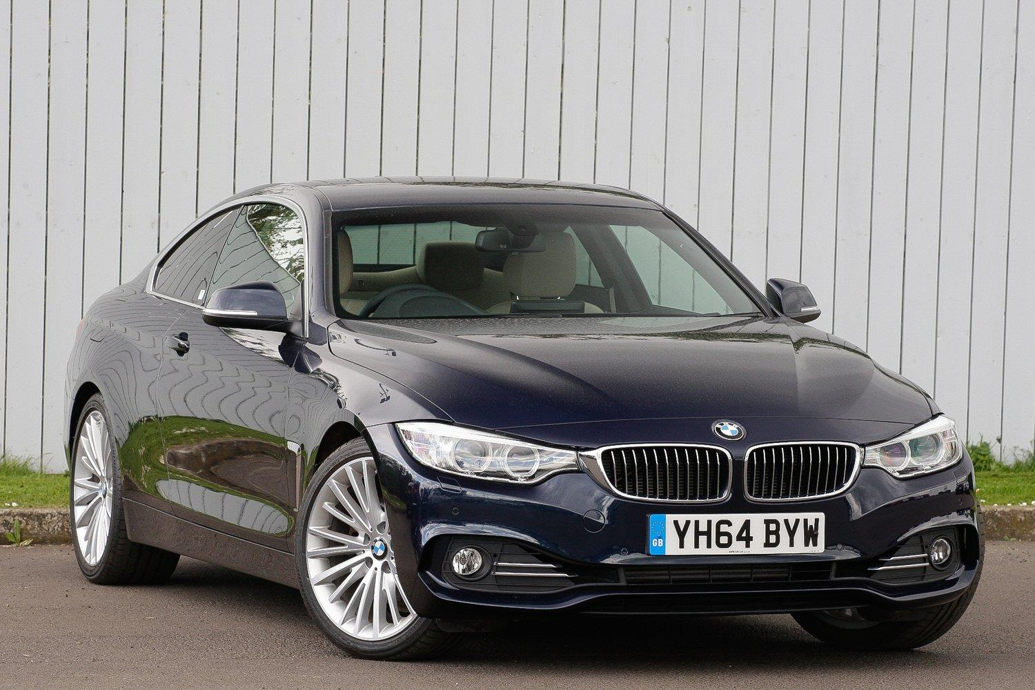 BMW 4 Series Coupé YH64BYW - Image 2