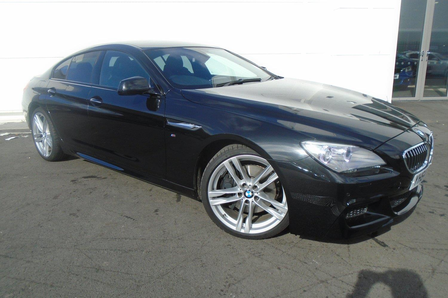 BMW 6 Series Gran Coupé YH64XES - Image 6