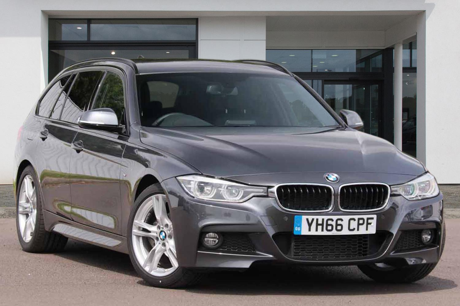 BMW 3 Series Touring YH66CPF - Image 4