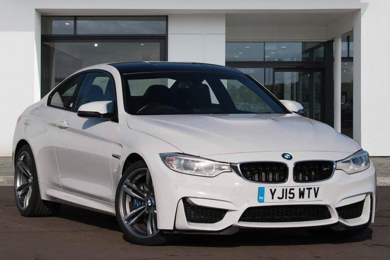 BMW M4 Coupé YJ15WTV - Image 3