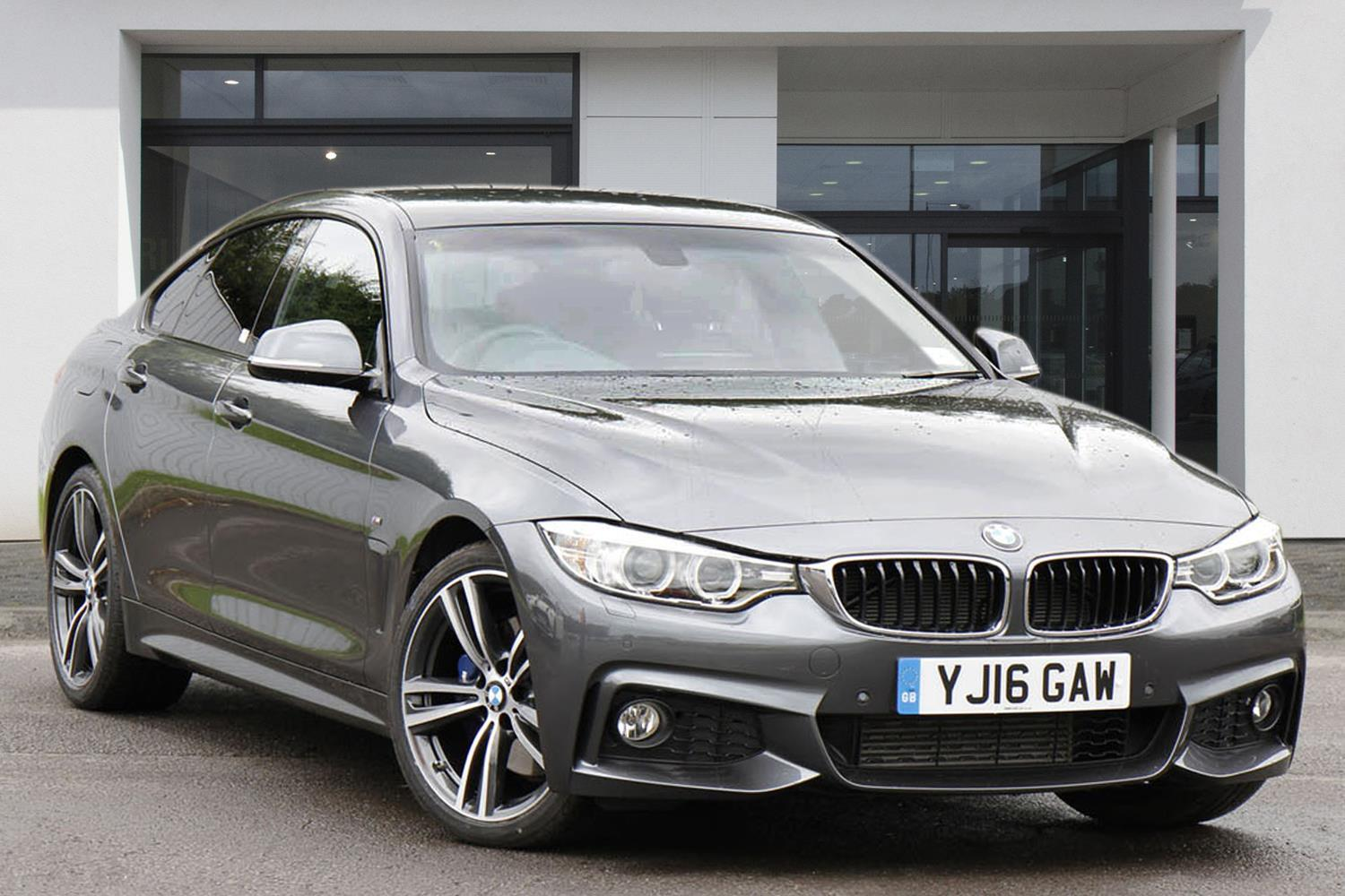 BMW 4 Series Gran Coupé YJ16GAW - Image 3
