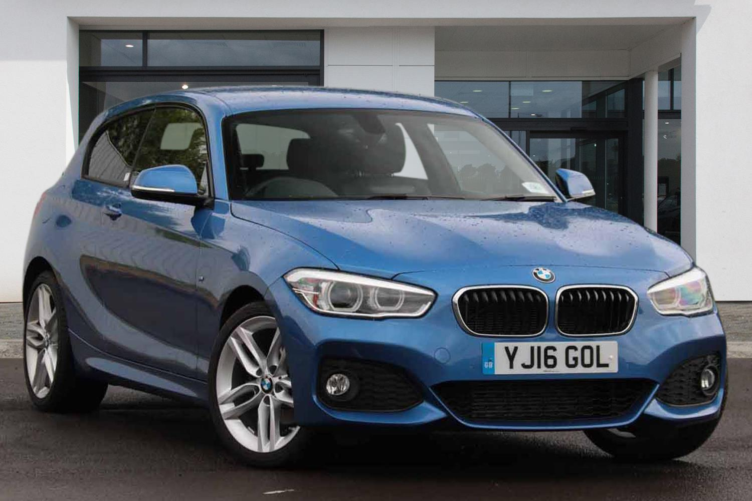 BMW 1 Series 3-door Sports Hatch YJ16GOL - Image 4
