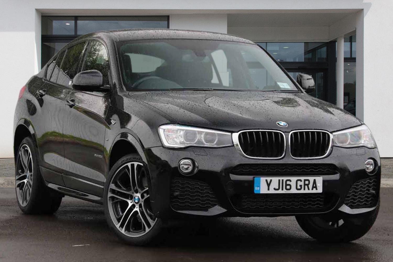 BMW X4 YJ16GRA - Image 3