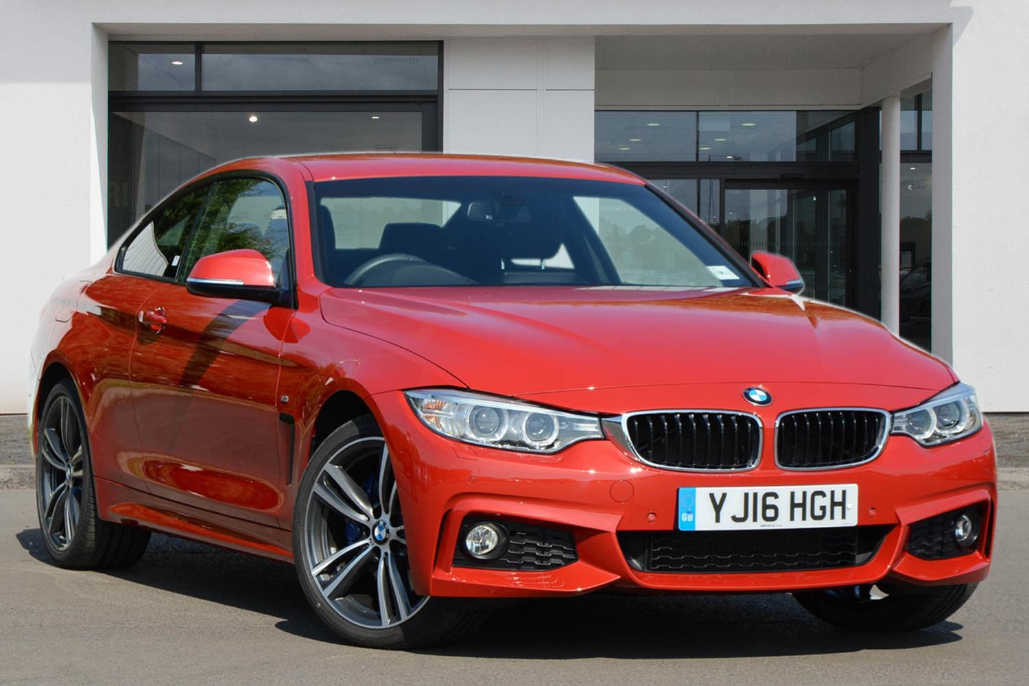 BMW 4 Series Coupé YJ16HGH - Image 8