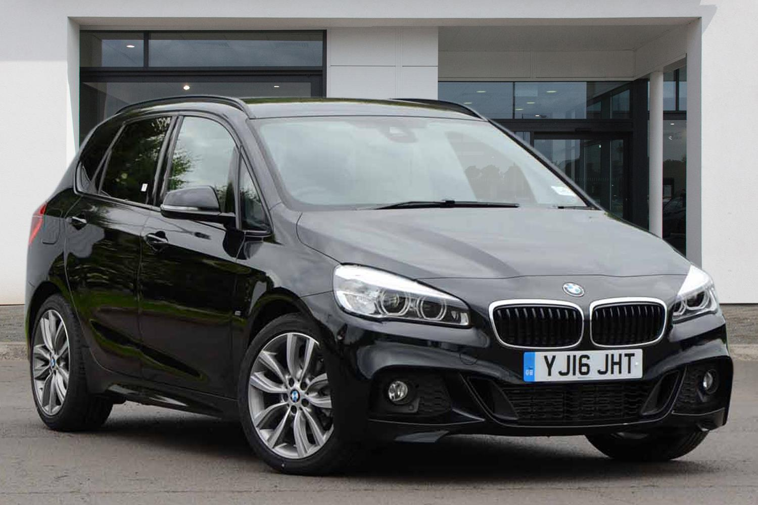 BMW 2 Series Active Tourer 5-Door YJ16JHT - Image 2