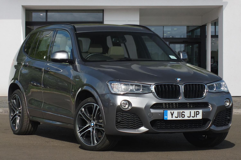 BMW X3 YJ16JJP - Image 1