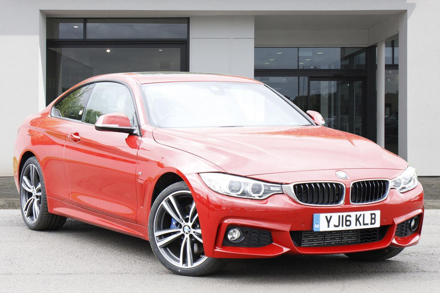 BMW 4 Series Coupé YJ16KLB - Image 3