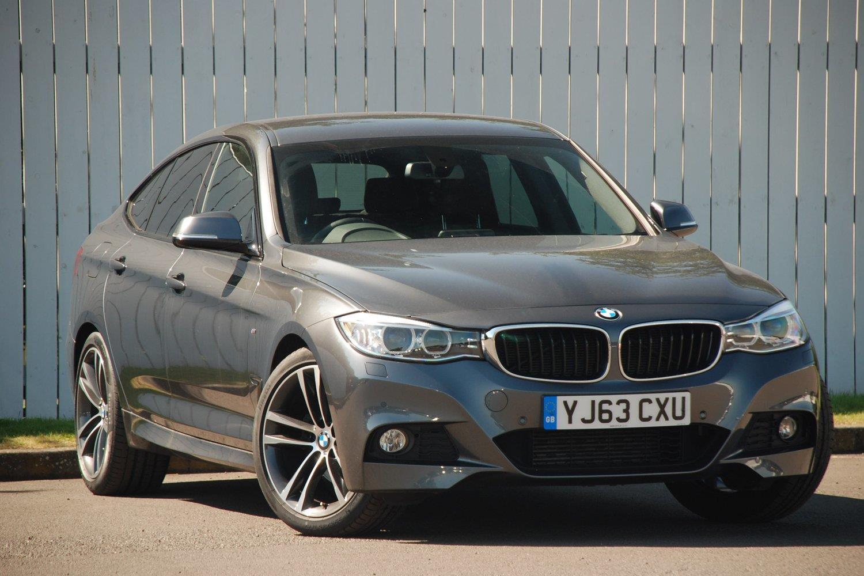 BMW 3 Series Gran Turismo YJ63CXU - Image 2