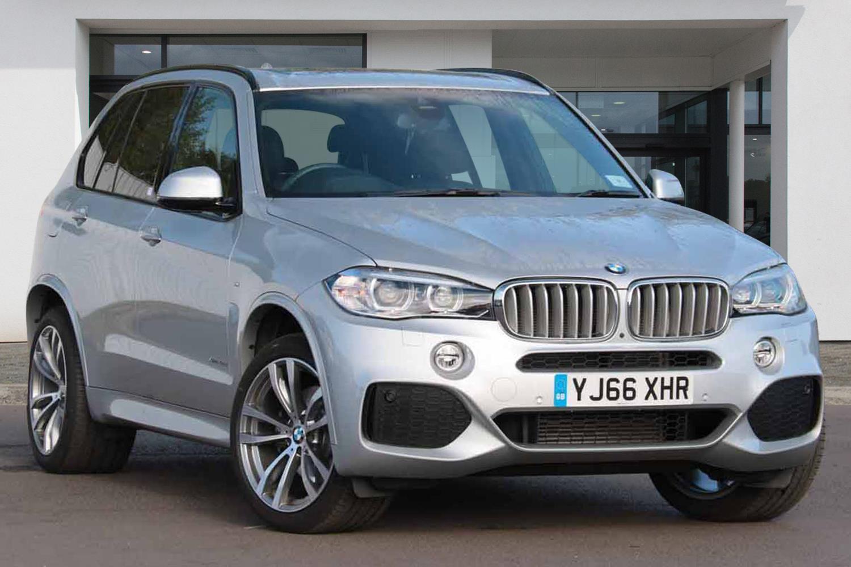 BMW X5 YJ66XHR - Image 1