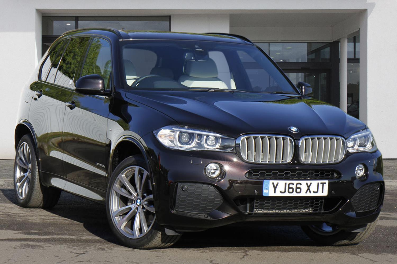BMW X5 YJ66XJT - Image 9