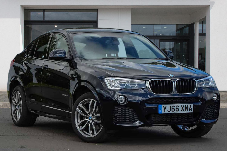 BMW X4 YJ66XNA - Image 1