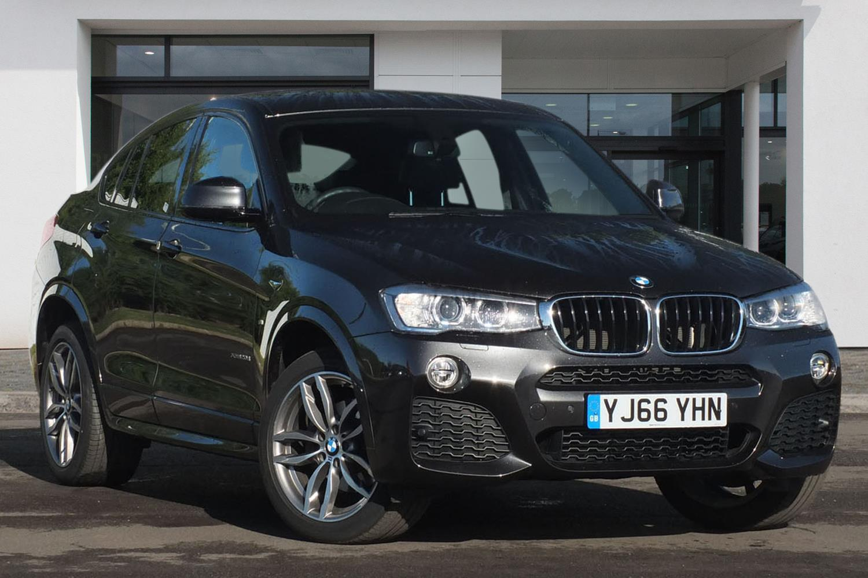 BMW X4 YJ66YHN - Image 10