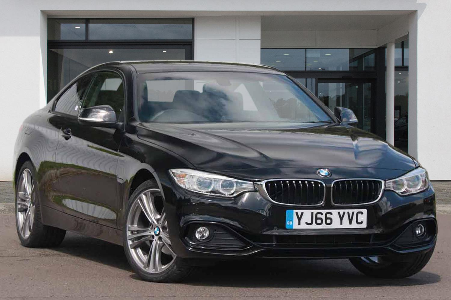 BMW 4 Series Coupé YJ66YVC - Image 7
