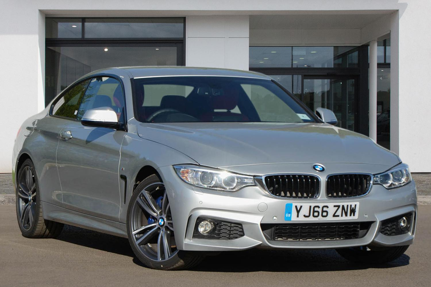 BMW 4 Series Coupé YJ66ZNW - Image 7