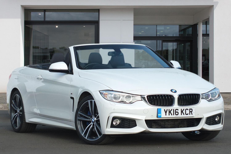 BMW 4 Series Convertible YK16KCR - Image 1