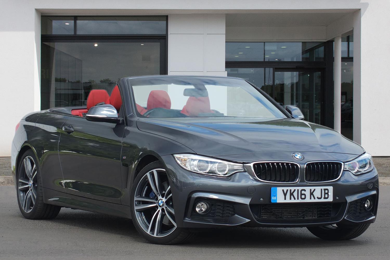 BMW 4 Series Convertible YK16KJB - Image 2