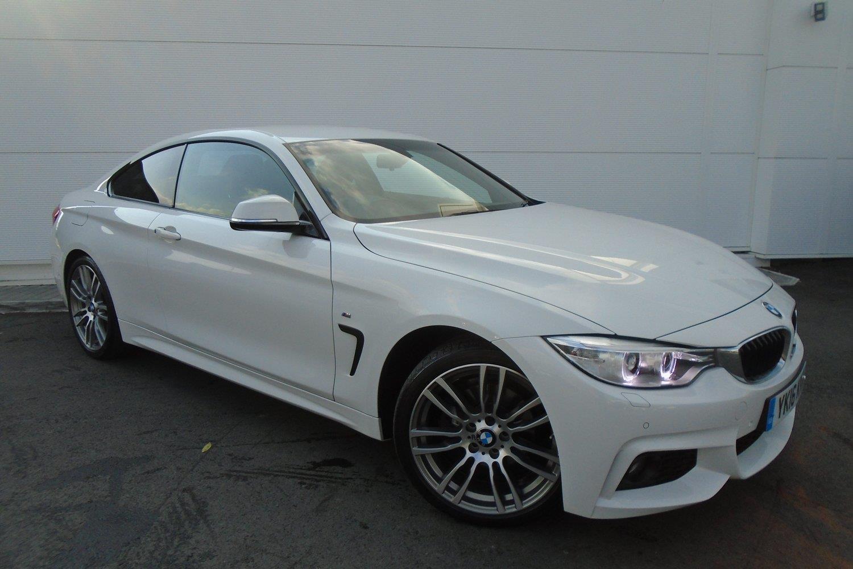 BMW 4 Series Coupé YK16KKW - Image 5