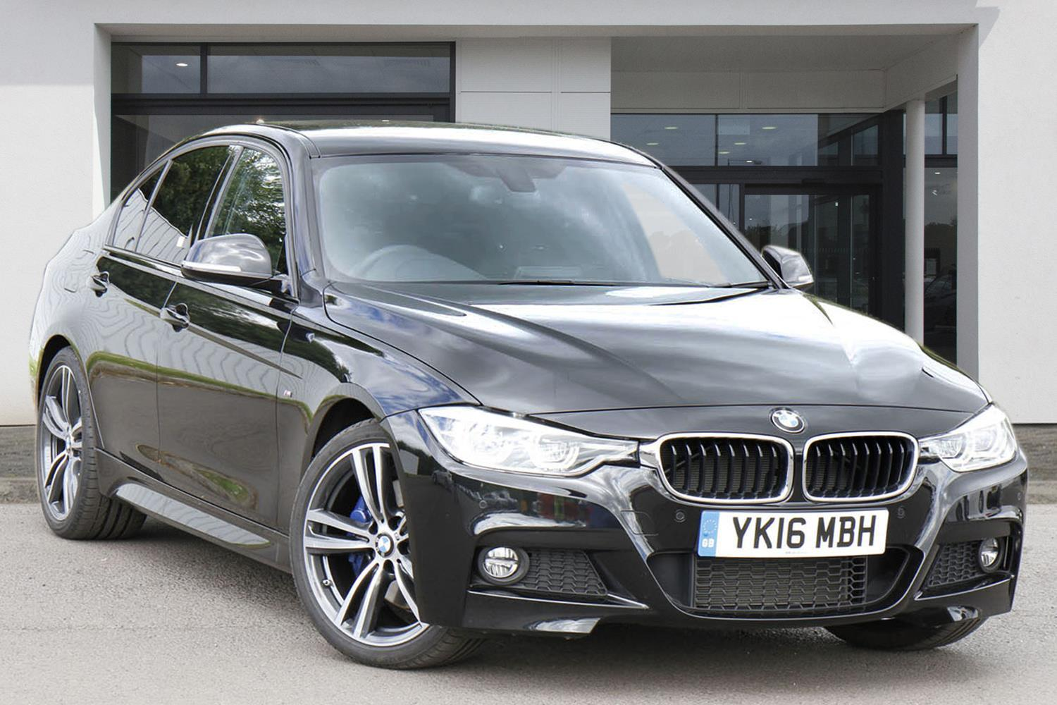 BMW 3 Series Saloon YK16MBH - Image 3