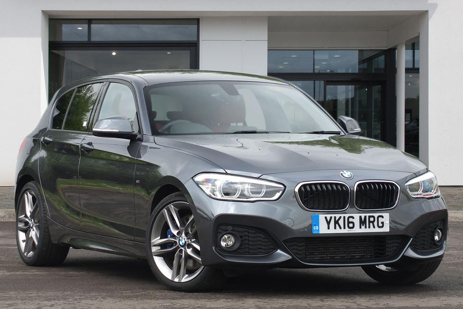 BMW 1 Series 5-door Sports Hatch YK16MRG - Image 4