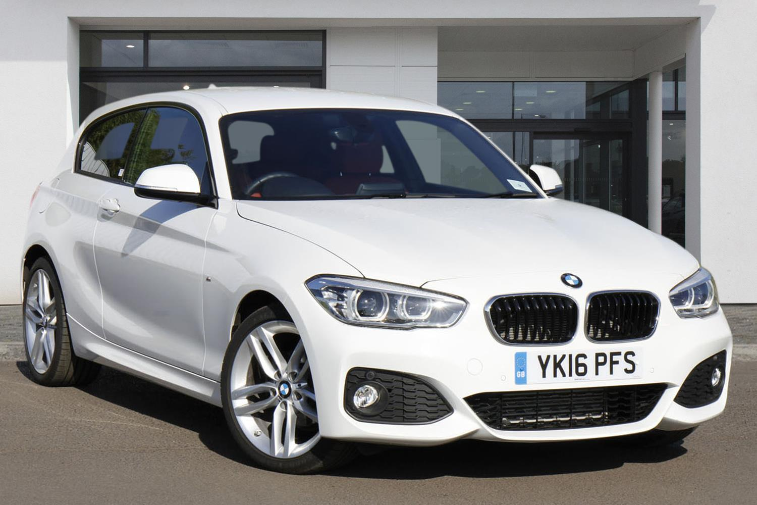 BMW 1 Series 3-door Sports Hatch YK16PFS - Image 10