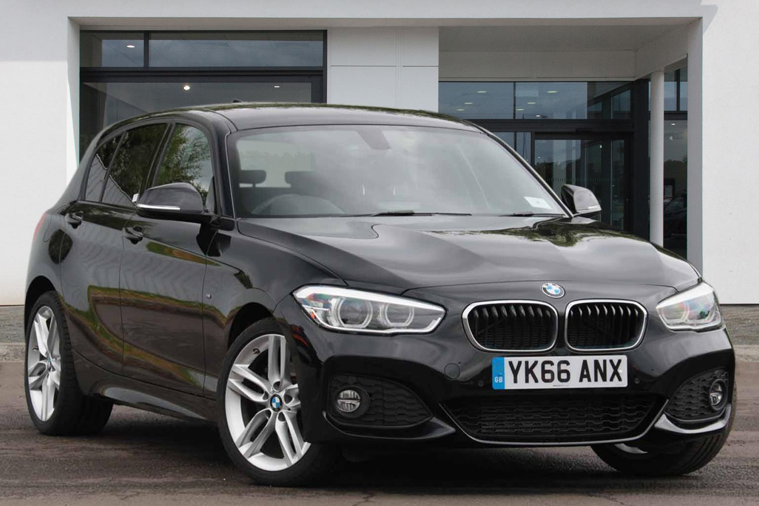 BMW 1 Series 5-door Sports Hatch YK66ANX - Image 9