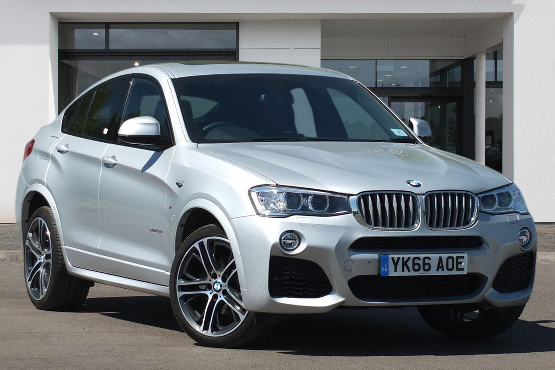BMW X4 YK66AOE - Image 9
