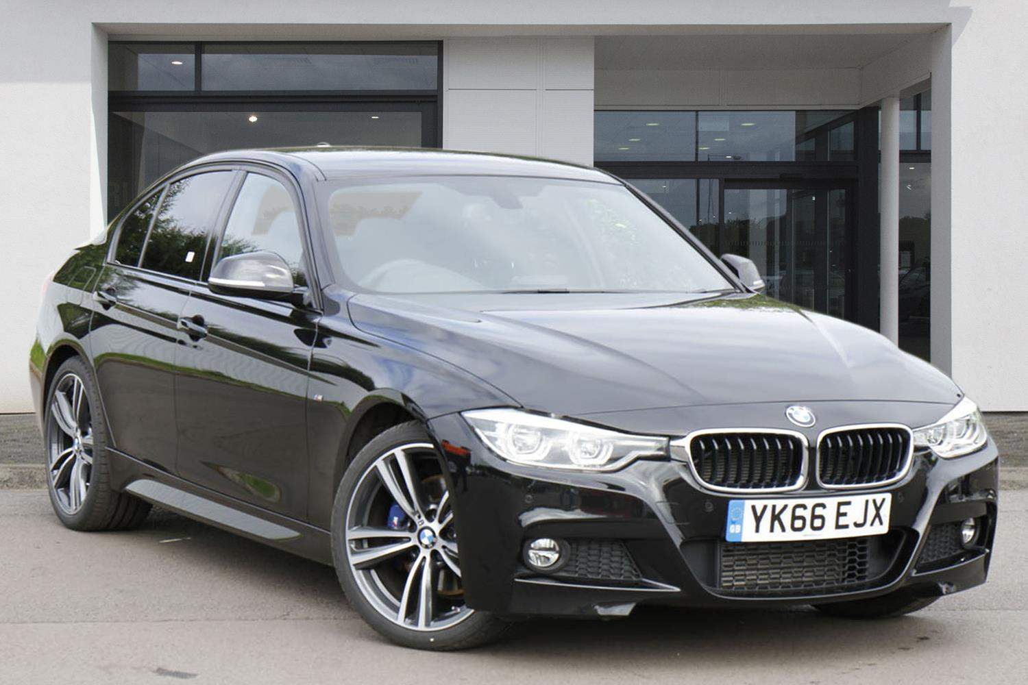 BMW 3 Series Saloon YK66EJX - Image 8