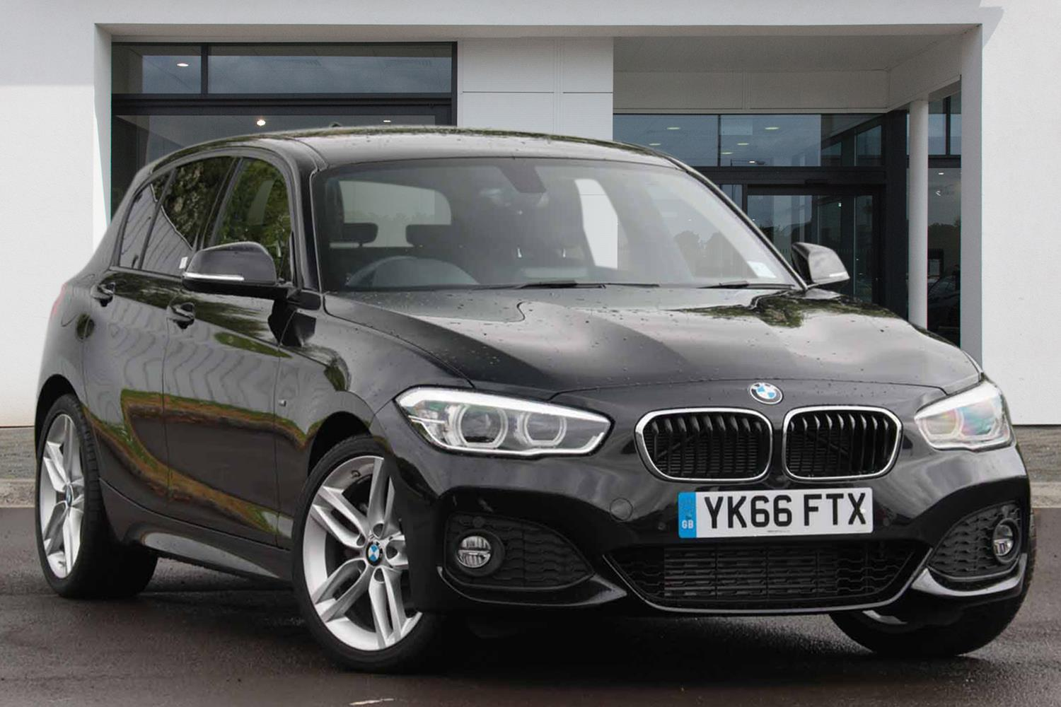 BMW 1 Series 5-door Sports Hatch YK66FTX - Image 7