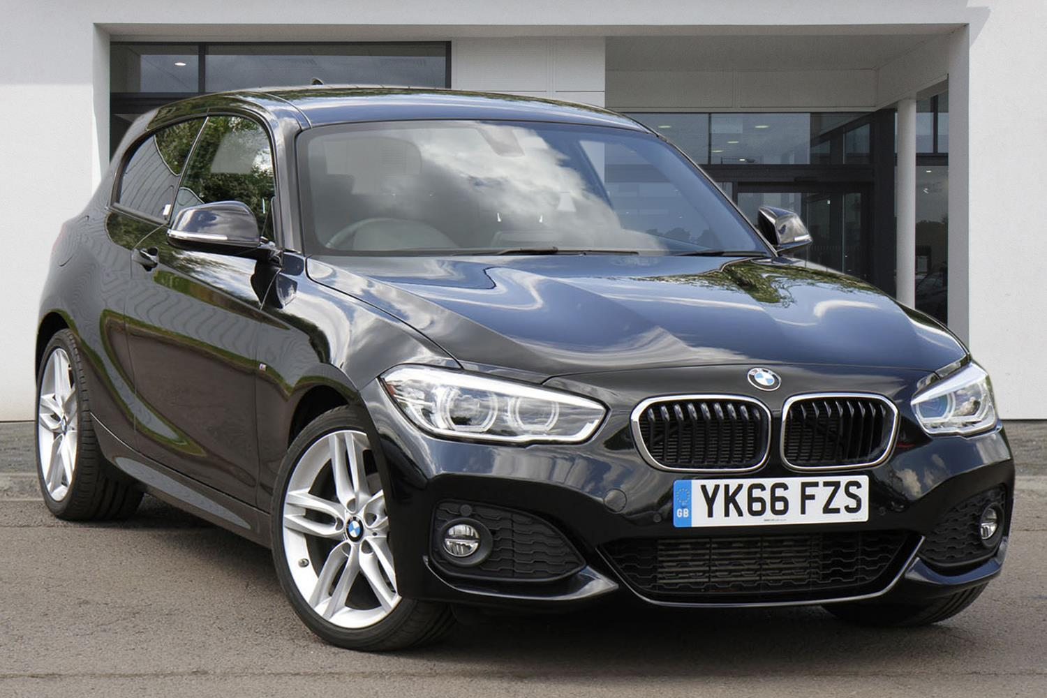 BMW 1 Series 3-door Sports Hatch YK66FZS - Image 2