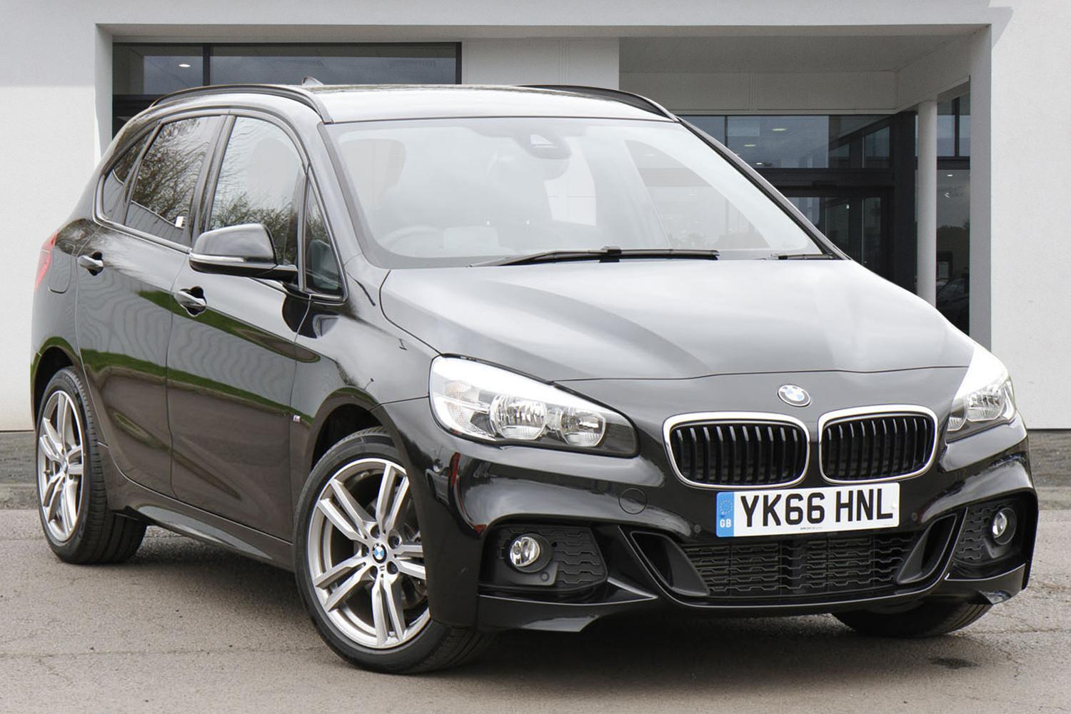BMW 2 Series Active Tourer 5-Door YK66HNL - Image 1
