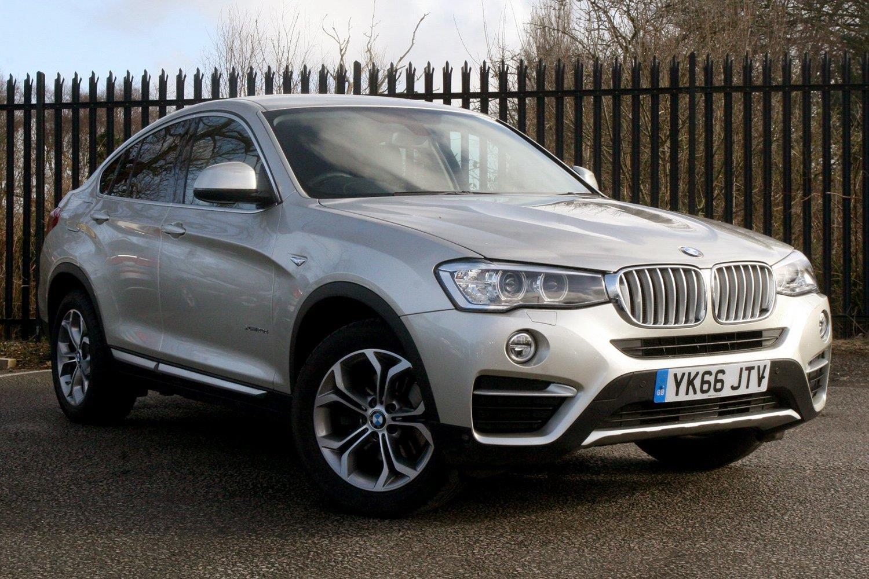 BMW X4 YK66JTV - Image 9