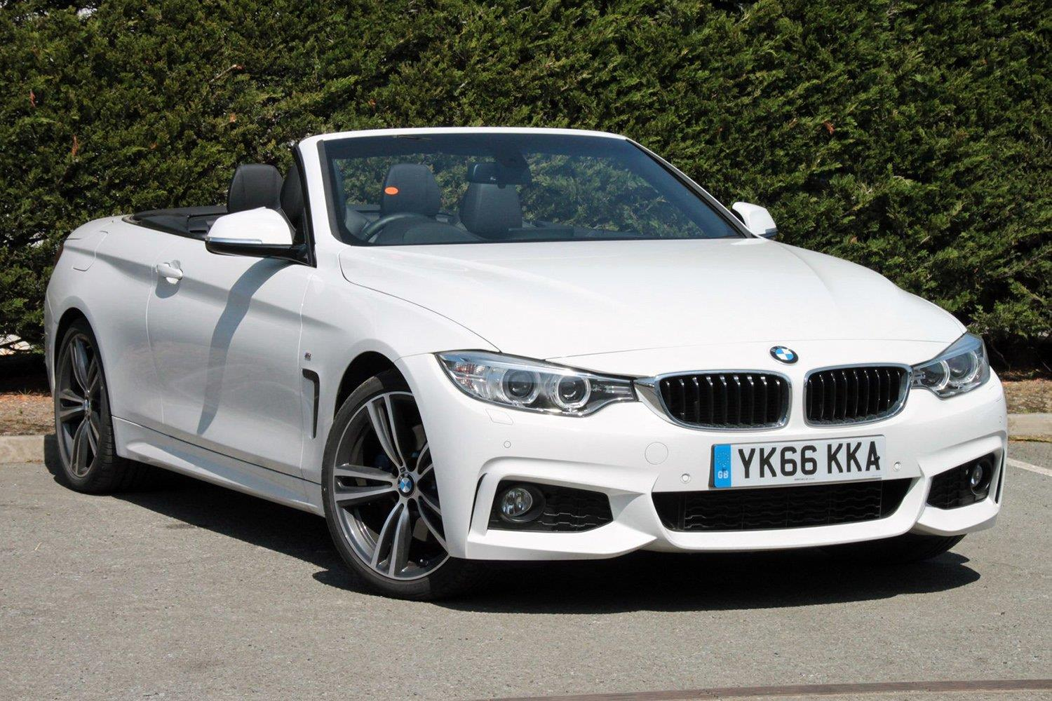 BMW 4 Series Convertible YK66KKA - Image 5