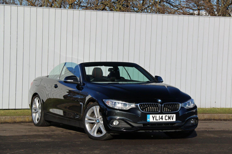 BMW 4 Series Convertible YL14CMV - Image 4