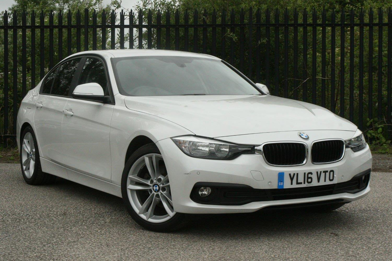 BMW 3 Series Saloon YL16VTO - Image 6