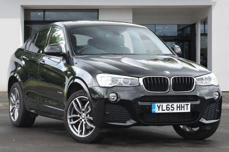 BMW X4 YL65HHT - Image 4